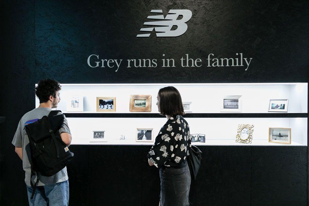 Tomar un riesgo Consejo desconocido  New Balance Grey Day: the event in Milan | Acrimonia